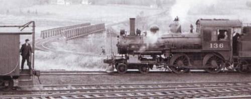 Philip R. Hastings felvétele a Classic Trains-ből.